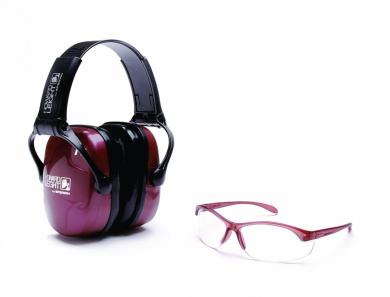 Howard Leight Shooting Safety Combo Eyewear/ Earmuff Set