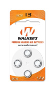 Walker's Game Ear 4-Pack Air Cell Batteries