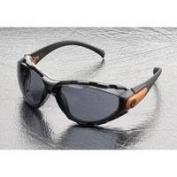 Elvex GG-40G-AF Go-Specs Safety Glasses,with Grey Hard Coated Polycarbonate Lenses & Graphite Frame