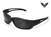 Edge Tactical Eyewear SBR-XL61-G15 Blade Runner Matte Black with G-15 Lens, X-Large