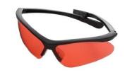 Champion Traps & Targets Glasses Black/Rose 40603