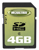 Moultrie 4G SD Card