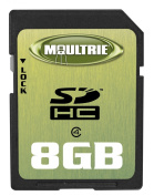 Moultrie 8GB SD Card
