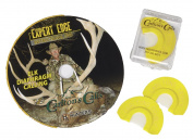 Hunter's Specialties Inc. Wayne Carlton Expert Edge Diaphragm Elk Calls with DVD Combo