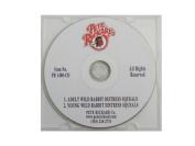 Pete Rickard's Wild Rabbit Distress Squeals CD PR1400-CD Predator Call CD
