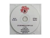 Pete Rickard's Live Recording of Crow Calls CD - PR1305-CD