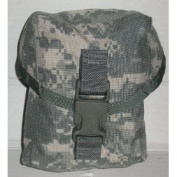 Molle Utility Pouch ACU Camo 100 Round Saw Pouch First Aid USGI Military