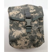 Molle Utility Pouch ACU Camo 200 Round Saw Pouch First Aid USGI Military