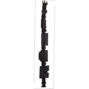 Deluxe Black Nylon Swat Belt