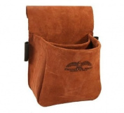 Protektor Model #23B Suede Trap/Skeet Shooters Bag - MADE IN USA!