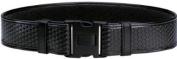 Bianchi 7950 AccuMold Elite Duty Belt - Plain Black, Waist Size 34-101.6cm , 22124