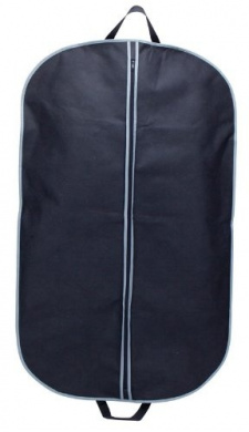 Brand New Black Light Weight Eco Green Non-woven Garment Bag Cover