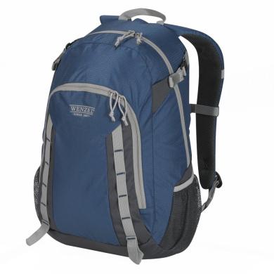 Wenzel Daypacker Daypack, True Blue, 25-Litre
