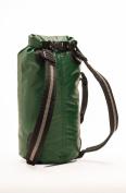 Aqua-Quest 100% Waterproof Backpack Dry Bag - 'Mariner' 10 L / 600 cu in. - Green Model