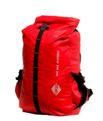 Aqua Quest Sport 30L Waterproof Dry Bag Backpack - Roll Top Closure Protects your Laptop when Hiking, Camping & Travelling - Charcoal or Red