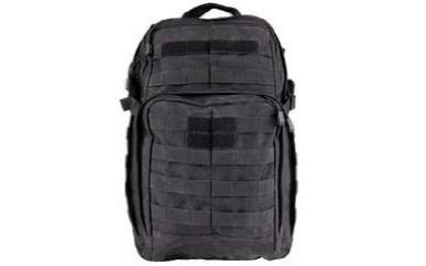 5.11 Tactical Rush 12 Backpack Black Soft 18x11x6 56892