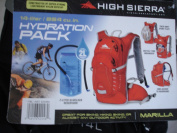High Sierra Multi-sport Hydration Pack - 2130ml (2l) Blue