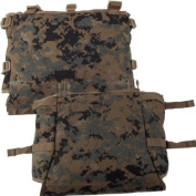 ILBE Removable Radio Pouch with Clips Gen 2