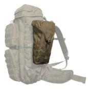 EberleStock Saddle Bag, Hide Open Western Slope A3SBHP