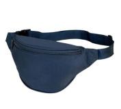 Yens Fantasybag 2-Zippered Fanny Pack-Navy Blue, FN-611