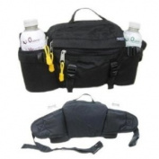 Lumbar Waist Pack - Holds Two Water Bottles