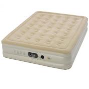 Serta Raised Queen Bed with Insta III Pump