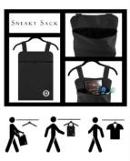 Holistic sneaky sack - black