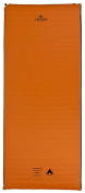 Teton Sports Comfortlite Regular Self Inflating Camp Pad with . Side Strips, 72 x 60cm x 5.1cm , Orange