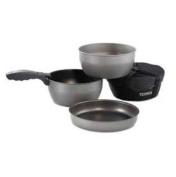 Brunton Terra Optimus Nonstick Aluminium Cookware