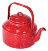 GSI Outdoors 2021 Red Tea Kettle