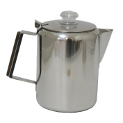 Chinook Timberline Stainless Steel 3 Cup Coffee Percolator