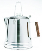 Texsport Stainless Steel 28 Cup Percolator