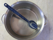 Blue Speckle Spoon - Enamelware