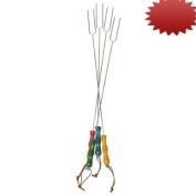 Marshmallow Forks - 55.9cm long, set of 4