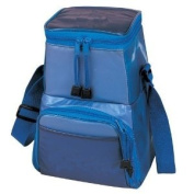 Yens® Fantasybag Aqua Double Stack Insulated Cooler Lunch Bag-Aqua Blue, CL-7332