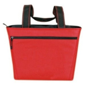 Yens® Fantasybag Two-Tone 12-Pack Cooler Tote-Red,CT-111