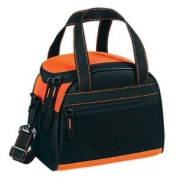 Yens® Fantasybag Classic Dome 6-Pack Cooler-Orange/Black,6CP-2709