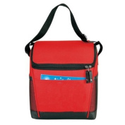 Yens® Fantasybag Executive 6-Pack Cooler-Red,AC-6695