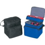 BLUE - Deluxe Poly Cooler w/ Lunch Bag
