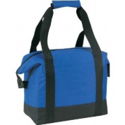 BLUE - Insulated Picnic Beach Cooler Tote Bag