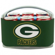 NFL Green Bay Packers Cool Six Cooler