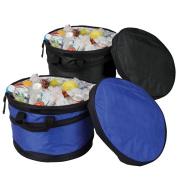 Expandable Cooler Tub - Blue