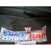 Black Smack Down vs. RAW 5102.9cm sulated Cooler with Shoulder Strap -- New without Tag