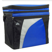 36 Can Cooler with Removable Hardliner- Blue