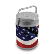 Picnic Time Can Cooler American Flag Can Can Cooler 10 cans