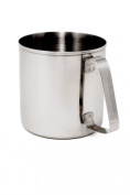 GSI Outdoors Glacier Stainless 410ml Cup