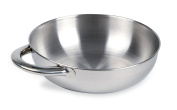 Tatonka dishes stainless steel Bowl with Grip