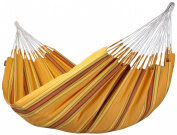 La Siesta Currambera double hammock plus yellow