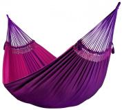 La Siesta Mares family hammock plus purple