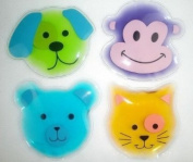 Jelly BeadZTM Hand Warmers for Kids of All Ages - Bow Wow